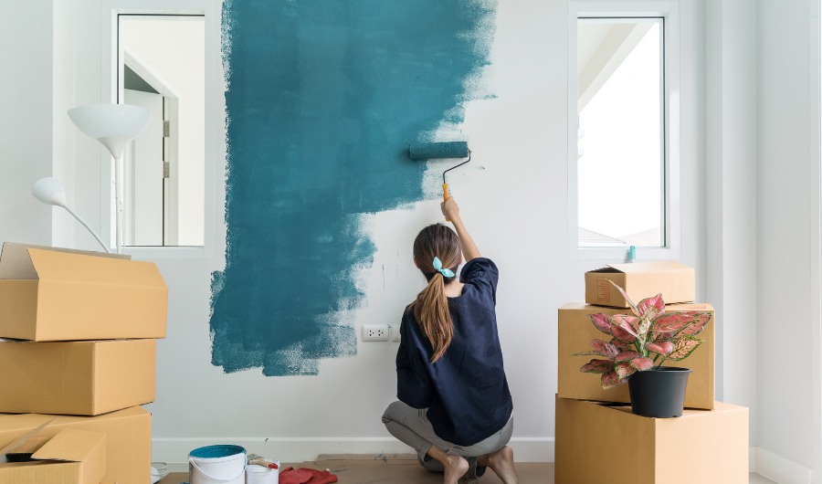 Peinture intérieure : comment préparer les surfaces pour une finition impeccable?