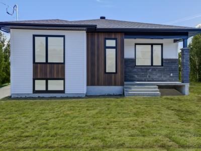 Maison neuve à vendre au 19, rue Drolet à Victoriaville