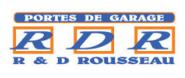 Portes de garage R & D Rousseau